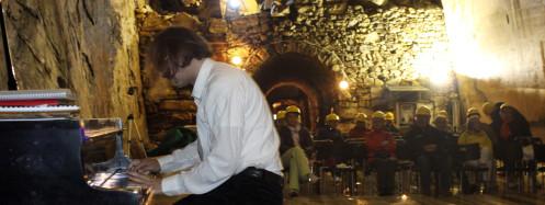 Antica Cava di Ornavasso -FILIPPO BINAGHI -pianoforte