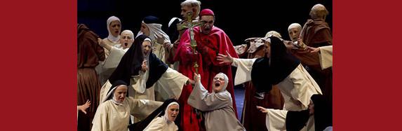 L'ANGELO di FUOCO – Teatro Regio di Torino