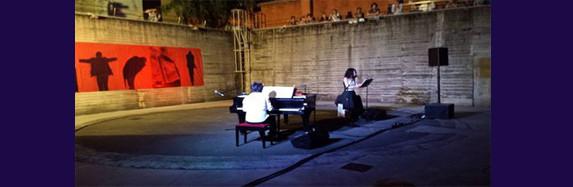 METEORITE in GIARDINO – Fondazione Merz – Torino