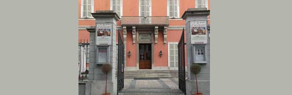 ENRICO CERFOGLIO e DOMIZIANA VIOLANTE SPINELLI – Museo Borgogna Vercelli