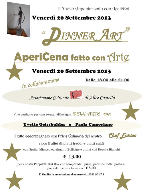 Dinner Art500