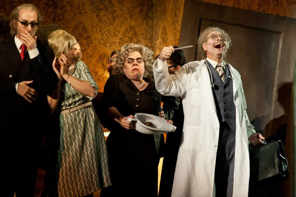 Gianni Schicchi-Teatro Regio di Parma 21 gennaio 2014