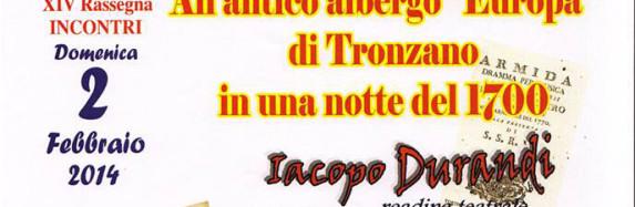 JACOPO DURANDI – Tronzano Vercellese