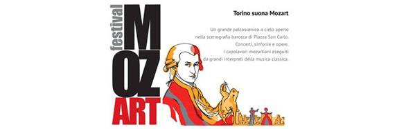 FESTIVAL MOZART – Torino Piazza San Carlo