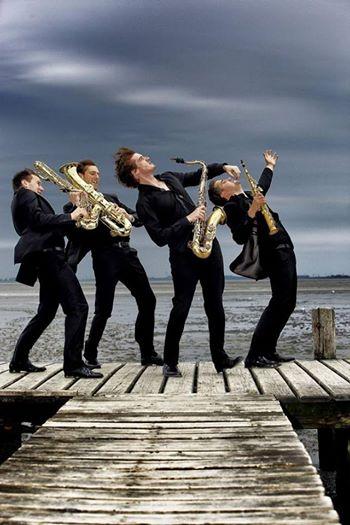 Signum saxophonequartet Vogogna