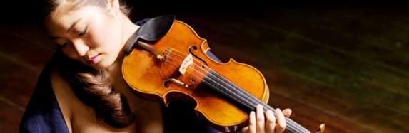 STRESA FESTIVAL 2014 – Suyoen Kim, violino – J.S.Bach