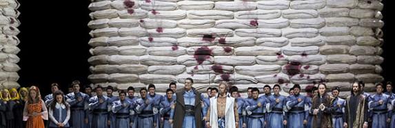 Teatro Regio di Torino – Otello – prova generale 11 ott.2014