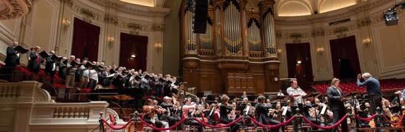 Concertgebouw, Amsterdam – TRAGEDIE SENZA TEMPO