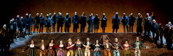 `GOYESCAS` e `SUOR ANGELICA` – Teatro Regio Torino, 13 gennaio 2015