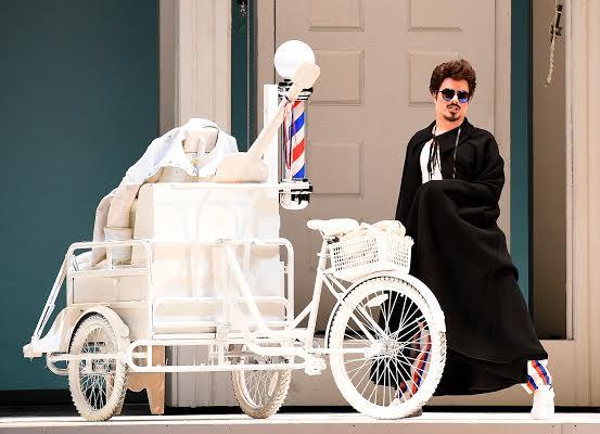 Livorno Teatro Goldoni Il barbiere di Siviglia foto Augusto Bizzi