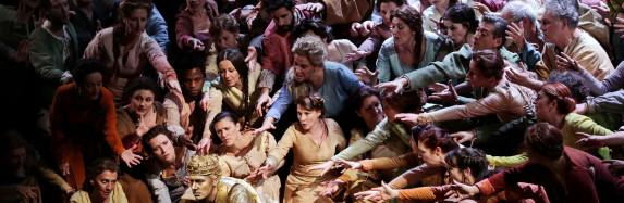 GIOVANNA  D'ARCO -Teatro alla Scala di Milano 2 gennaio 2016.