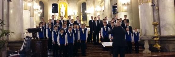 PUERI CANTORES SANCTI NICOLAI -Collegiata Sant'Agata Santhià (vc)
