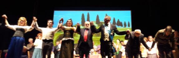 L'ELISIR d'AMORE – Teatro LUX – Gattinara – 8.4.2017