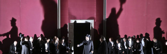 TRISTANO e ISOTTA – Teatro Regio Torino, prova generale 8 ottobre 2017