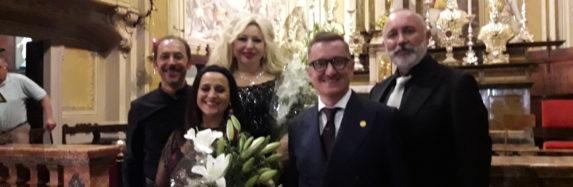 CONCERTO LIRICO – MEINA, Chiesa Parrocchiale 8 settembre 2019