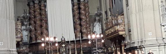 LA CONSACRAZIONE DELLA CASA – MITO 2018- Torino Chiesa S. Filippo 16 settembre