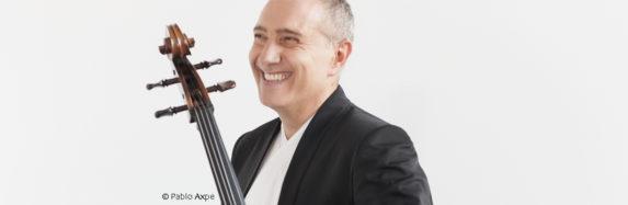 BACH – Suite per violoncello solo- Stresa Festival 2018 – Eremo di Santa Caterina