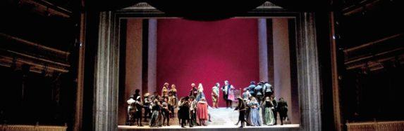 RIGOLETTO – Teatro Coccia Novara – Prova Generale 3 ottobre 2018
