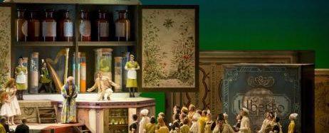 AGNESE di Fernidando Paer al teatro Regio di Torino