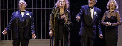 QUARTET – Teatro Carcano Milano – 29 marzo 2019