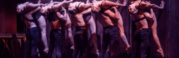 OTELLO – balletto al Teatro Coccia di Novara 30 marzo 2019