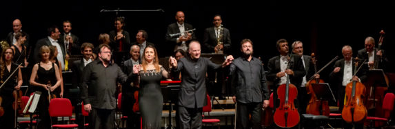 Pergolesi incontra Mozart (con Stravinskij) Palacongressi Stresa 23 agosto 2019