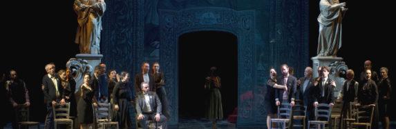 SUOR ANGELICA e CAVALLERIA RUSTICANA -Teatro Coccia Novara 15 dicembre 2019