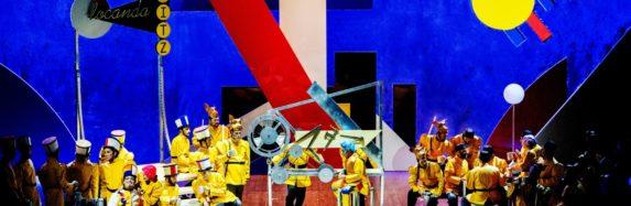 Pietro il Grande, Kzar delle Russie – Teatro Sociale Bergamo 1 dicembre 2019