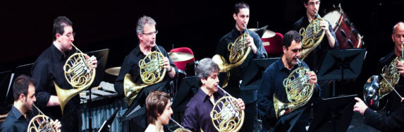 Scherzando con i corni- i Corni della Scala