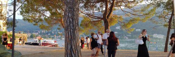 Alessandro Baricco legge Dante – Isola Bella Lago Maggiore 23 luglio 2021