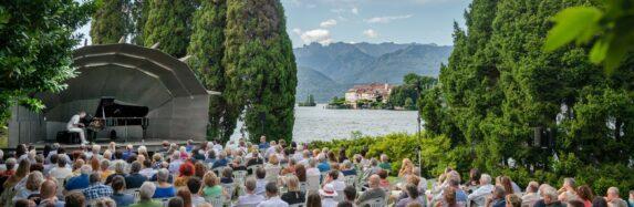 Stefano Bollani – 17 luglio 2021 -Lungo Lago La Palazzola Stresa