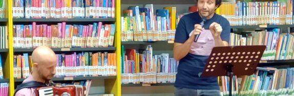 SCACCO MATTO TRA LE STELLE – Biblioteca Civica Santhià – 14 settembre 2021